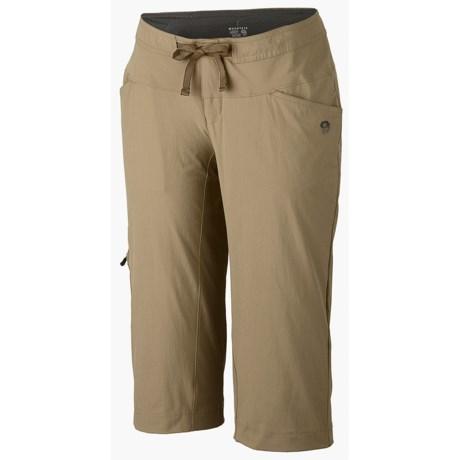 Mountain Hardwear Yuma Capris - UPF 50 (For Women)