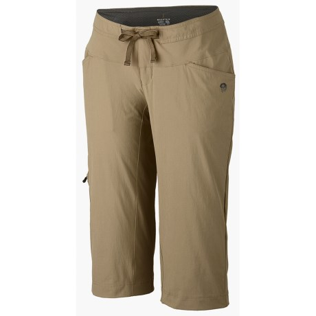Mountain Hardwear Yuma Capris - UPF 50 (For Women)