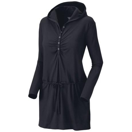Mountain Hardwear Hooded Butter Dress - UPF 50, Long Sleeve (For Women)