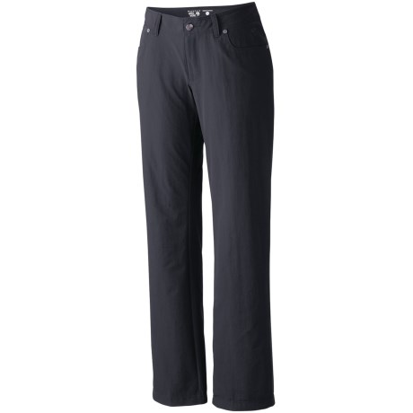 Mountain Hardwear LaStrada Tech Pants - UPF 50, Stretch Nylon (For Women)
