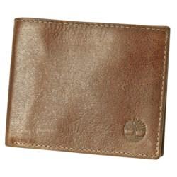 Timberland Buff Apache Credit Card Passcase - Leather