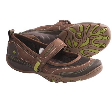Merrell Mimosa Emme Sandals - Nubuck (For Women)