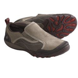 Merrell Mimosa Moc Shoes - Nubuck, Slip-Ons (For Women)