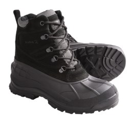 Kamik Wausau Winter Boots- Waterproof, Insulated (For Men)
