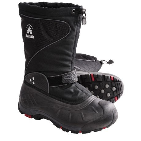 Kamik Baltoro Winter Pac Boots- Waterproof, Removable Liner (For Men)