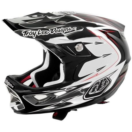 Troy Lee Designs D3 Palmer Mountain Bike Helmet - Full Face