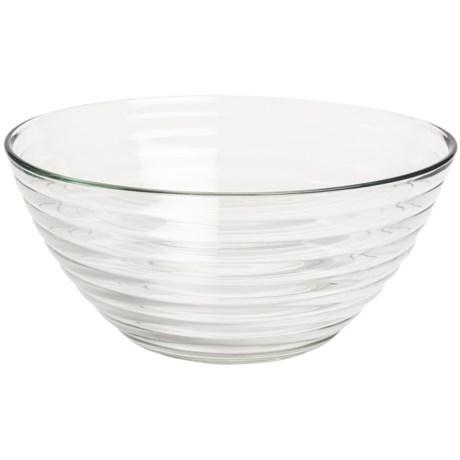 "Bormioli Rocco Viva Bowl - 10-1/4"". Glass"