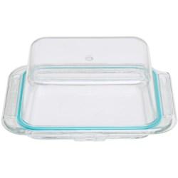 Bormioli Rocco Frigoverre Covered Butter Dish - Glass
