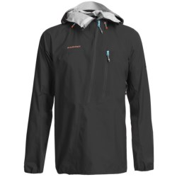 Mammut Felsturm Gore-Tex® Jacket - Waterproof, Zip Neck, Active Shell (For Men)