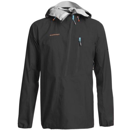 Mammut Felsturm Gore-Tex® Jacket - Waterproof, Zip Neck, Active Shell (For Men)