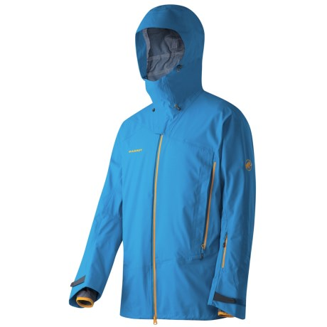 Mammut Verbier Gore-Tex® Ski Jacket - Waterproof, Soft Shell (For Men)