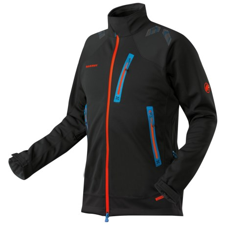 Mammut Ultimate Nordpfeiler Windstopper® Jacket - Soft Shell (For Men)