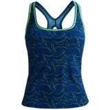 Speedo Dot Ultraback Tankini Top - Endurance+ (For Women)