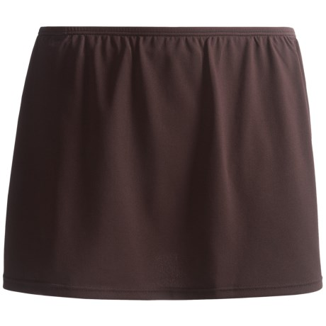 Speedo Solid Swim Skirt - Endurance+ (For Women)