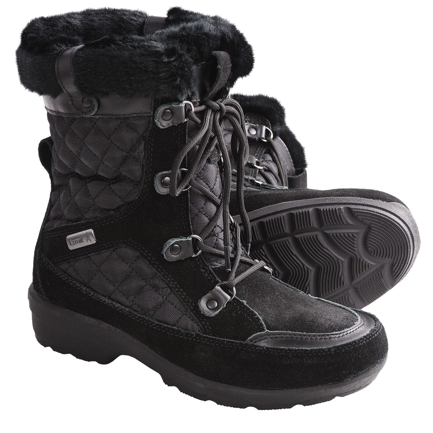 Kamik Soho Winter Boots For Women 6257h Save 37