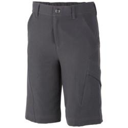 Columbia Sportswear Mega Trail Shorts - UPF 50 (For Boys)