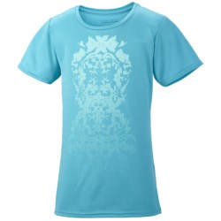 Columbia Sportswear Farewell City II T-Shirt - UPF 50, Short Sleeve (For Youth Girls)