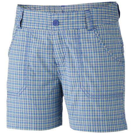 Columbia Sportswear Silver Ridge II Shorts (For Toddler Girls)