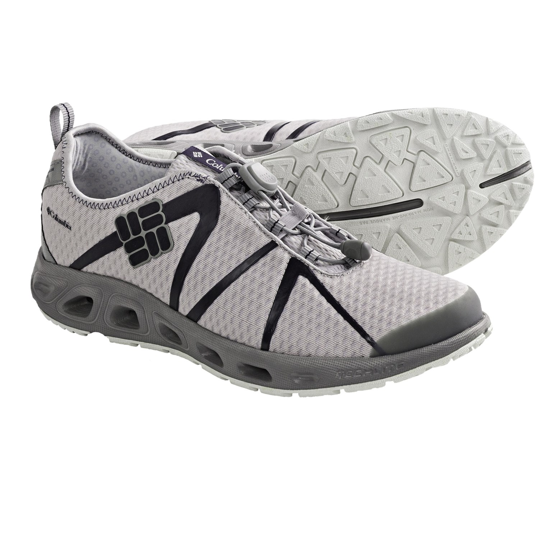Columbia sportswear powerdrain cool pfg water shoes for for Columbia fishing shoes