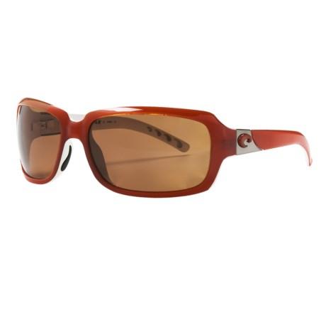 Costa Isabela Sunglasses  - Polarized 580P Lenses