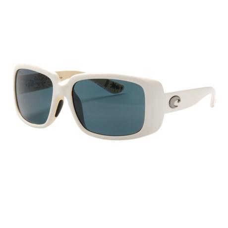 Costa Little Harbor Kenny Chesney Sunglasses - Polarized 580P Lenses