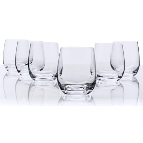 BIA Cordon Bleu Double Old Fashioned Glasses - 15 fl.oz., Set of 6