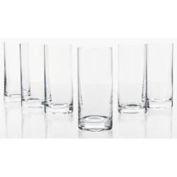 BIA Cordon Bleu Classic Long Drink Glasses - 14.5 fl.oz., Set of 6