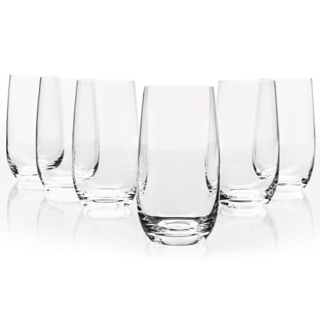 BIA Cordon Bleu Highball Glasses - 16 fl.oz., Set of 6