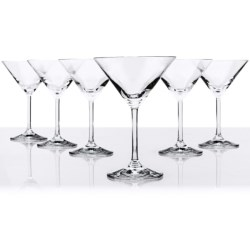 BIA Cordon Bleu Martini Glasses - 6 fl.oz., Set of 6