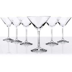 BIA Cordon Bleu Martini Glasses - 6 fl.oz., Set of 6