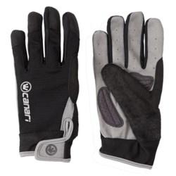 Canari Gel Xtreme Full-Finger Bike Gloves (For Men)