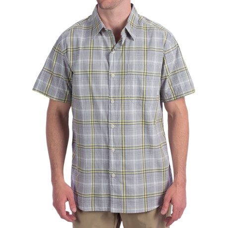 Columbia Sportswear Thompson Hill Shirt - Short Sleeve (For Men)