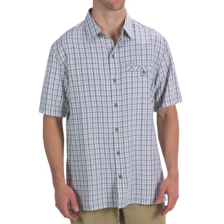 Columbia Sportswear Declination Trail Shirt - UPF 15, Short Sleeve (For Men)