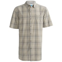 Columbia Sportswear Thompson Hill Shirt - Short Sleeve (For Tall Men)