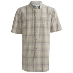 Columbia Sportswear Thompson Hill Shirt - Short Sleeve (For Tall Men)