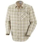 Columbia Sportswear Insect Blocker® Plaid Shirt - UPF 30, Long Sleeve (For Men)