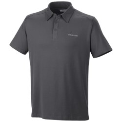 Columbia Sportswear Sweat Threat Polo Shirt - Short Sleeve (For Men)