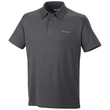 Columbia Sportswear Sweat Threat Polo Shirt - Short Sleeve (For Men)