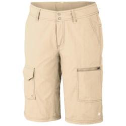 Columbia Sportswear Silver Ridge Cargo Shorts - UPF 50 (For Women)