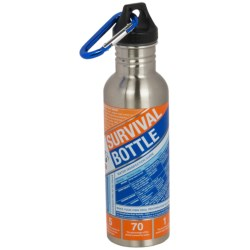 Adventure Medical Kits Adventure Medical S.O.L. Survival Water Bottle - 25 fl.oz.