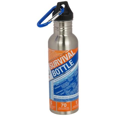 Adventure Medical S.O.L. Survival Water Bottle - 25 fl.oz.