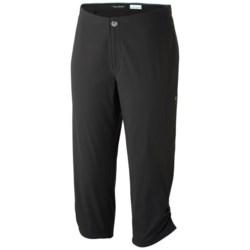 Columbia Sportswear Just Right Summiteer Lite Capris - UPF 50 (For Plus Size Women)