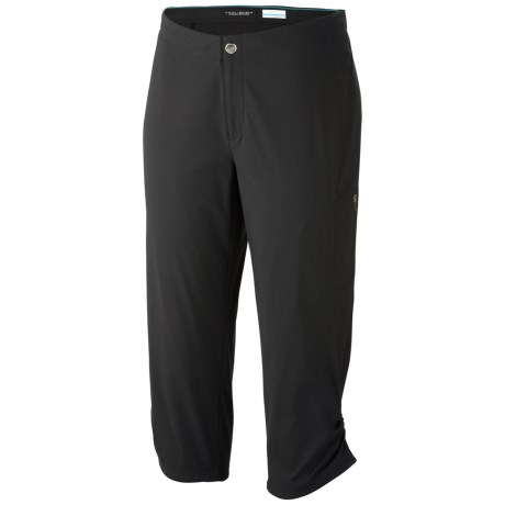 Columbia Sportswear Just Right Summiteer Lite Capris - UPF 50 (For Plus Size Women)