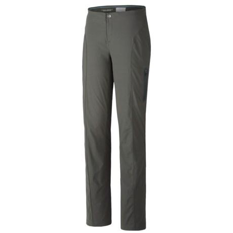 Columbia Sportswear Just Right Summiteer Lite Pants - UPF 50, Straight Leg (For Women)