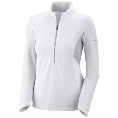 Columbia Sportswear Insect Blocker® II Shirt - UPF 50, Zip Neck, Long Sleeve (For Women)