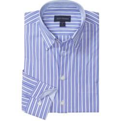 Scott Barber Andrew Fancy Multi-Stripe Sport Shirt - Long Sleeve (For Men)