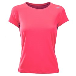 New Balance Go 2 T-Shirt - UPF 20+, Short Sleeve (For Women)