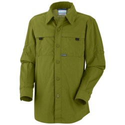 Columbia Sportswear Silver Ridge Shirt - UPF 30, Long Sleeve (For Boys)