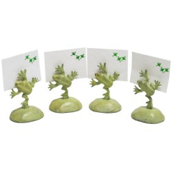 Ancient Graffiti Place Card Holders - Set of 4