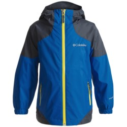 Columbia Sportswear Approaching Storm Jacket (For Boys)